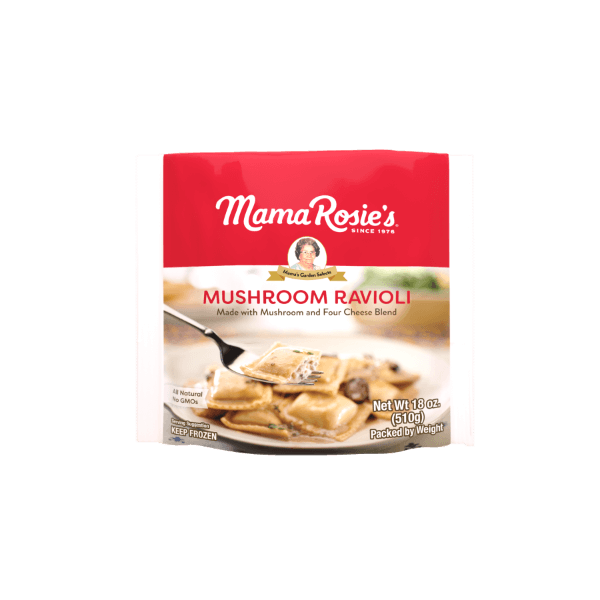 Mushroom Ravioli (Garden Select)